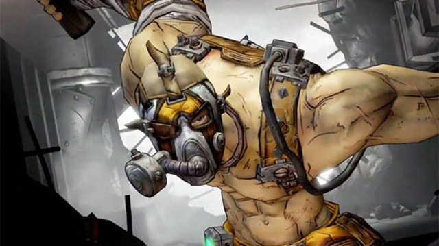 Borderlands 2's New Character is Krieg the Psycho