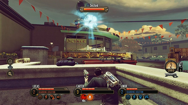 Take a First Look at The Bureau: XCOM Declassified Gameplay