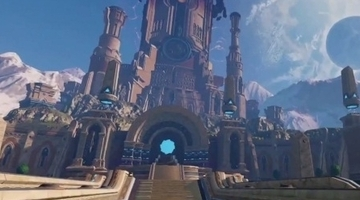 Obsidian and Mail.ru Games partner up for Skyforge MMO