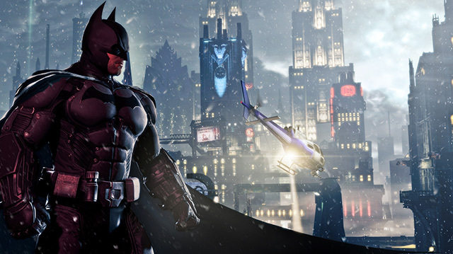 Batman Arkham Origins Trailer Reveals Deathstroke, Deadshot