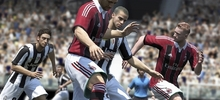 FIFA 14 on PS4 and Xbox One uses the fancy new Ignite Engine - but the PC version doesn't