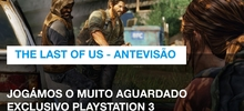 The Last of Us - Antevis�o v�deo