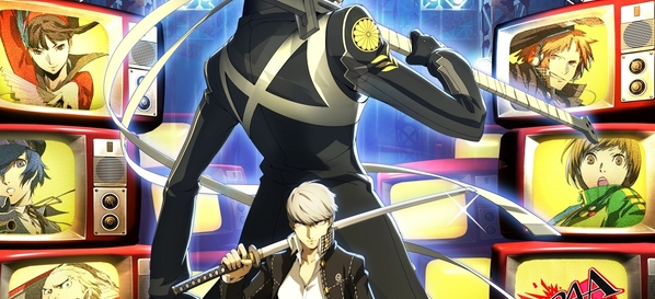 Persona 4 Arena - review