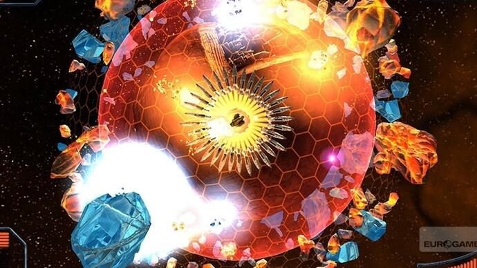 Super Stardust spiritual successor a PlayStation 4 exclusive