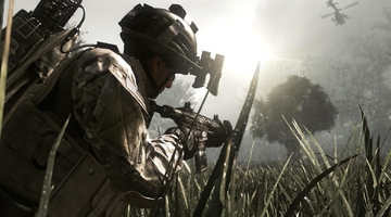 Infinity Ward: Leaving behind Modern Warfare ''a long decision''