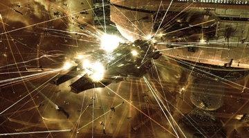 Eve Online and Dust 514 offline after DDOS attack