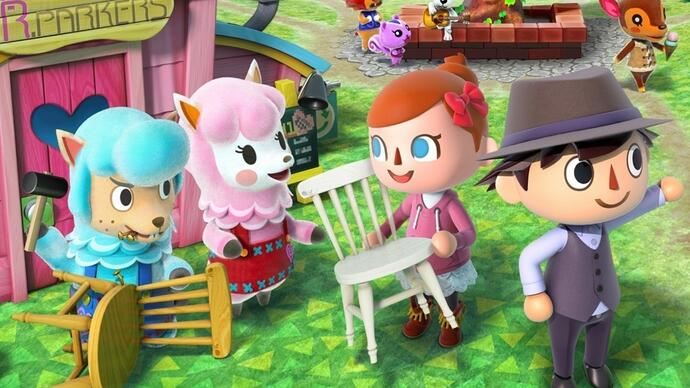 Animal Crossing: New Leafreview