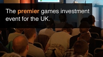 Kickstarter to headline Games Invest 2013