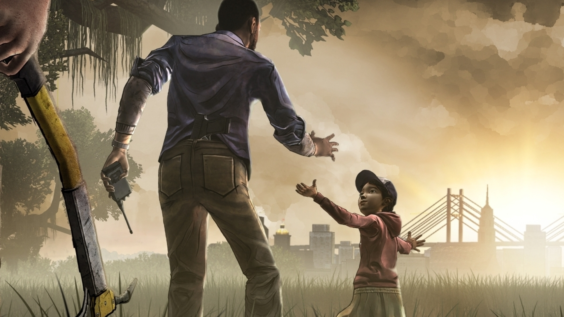 Telltale Games releases new The Walking Dead teaser