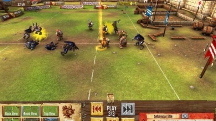 Blood Bowl: Star Coach open beta goes live on Steam