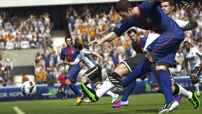 FIFA 14 preview: A different game, but not necessarily a better one