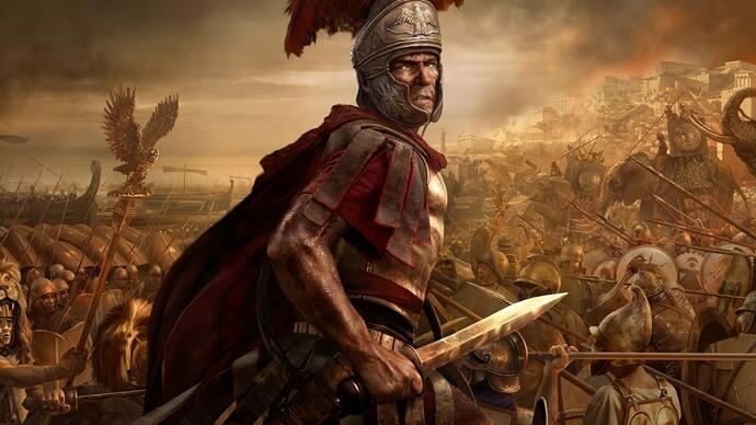 Total War: Rome 2 preview - Fights of the old republic