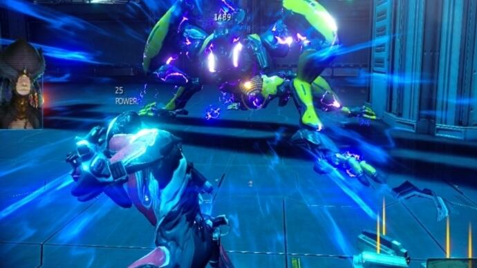 The Darkness 2 dev's F2P shooter Warframe a PS4 launch title