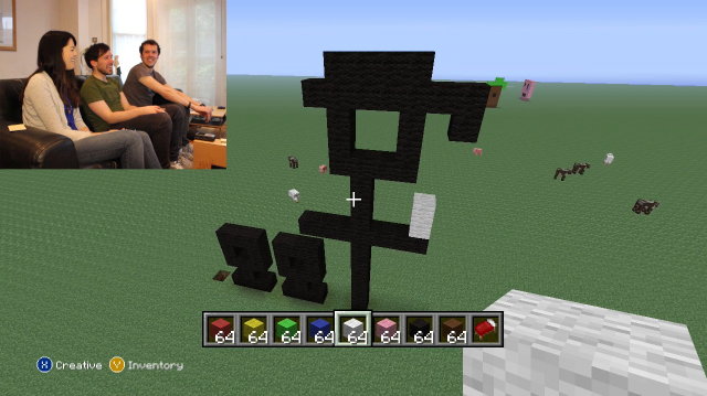 Minecraft Pictionary Continues to Show Up Our Drawing Skills