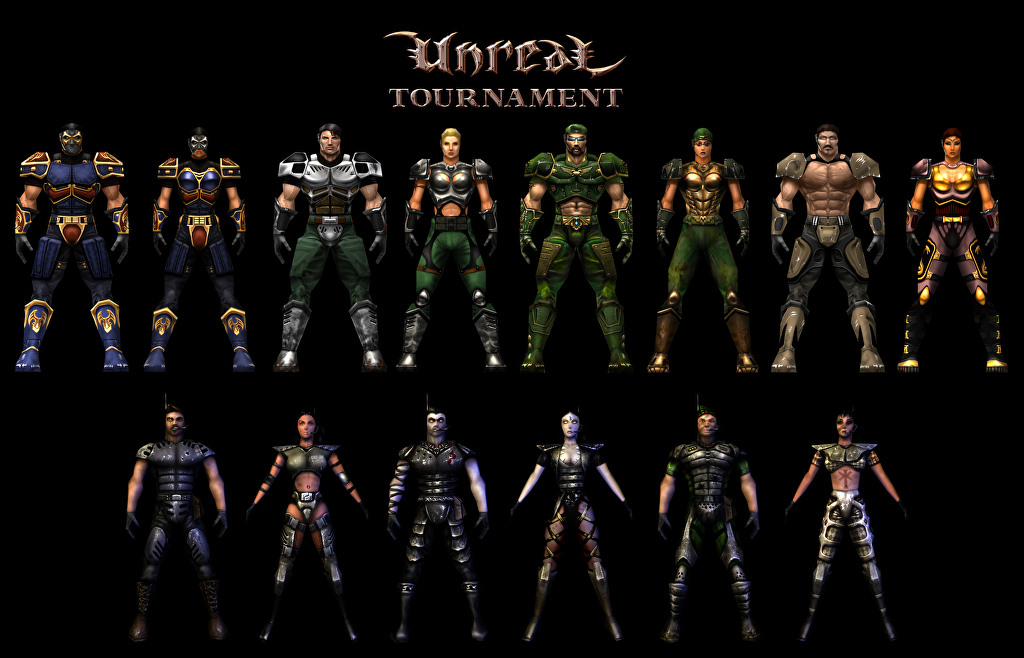 Unreal Tournament 3 Black Edition - RELOADED - fsfiles