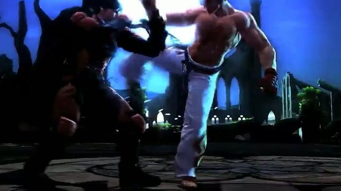 Tekken Revolution is a free-to-play PS3 exclusive