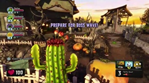 Plants vs. Zombies: Garden Warfare HD Widescreen Desktop Wallpaper