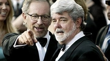 Spielberg, Lucas and Del Toro talk games