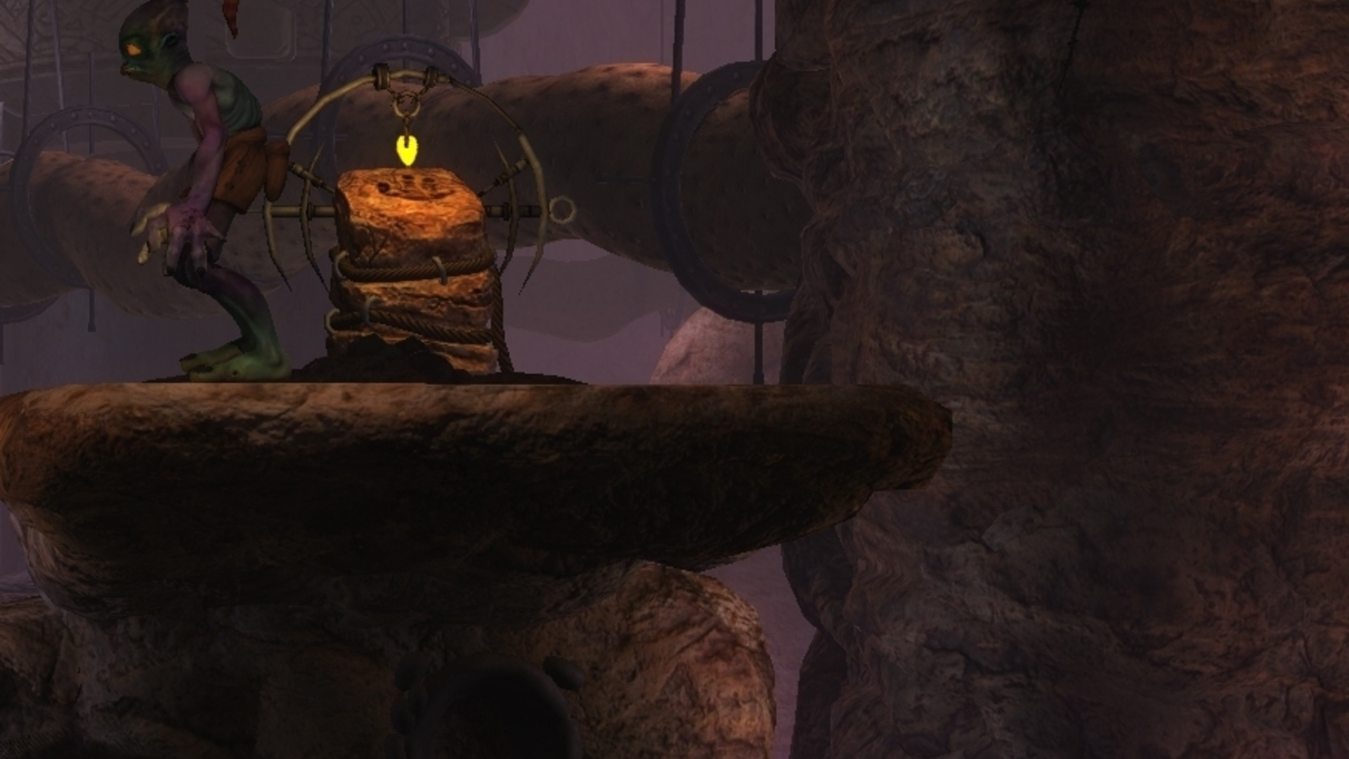 Right now, Oddworld: New 'n' Tasty isn't coming to Xbox One or Xbox 360