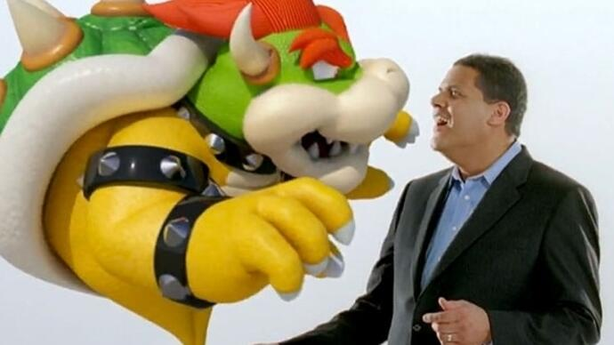Used game sales can be limited by making better games, Nintendo's Reggie Fils-Aime says