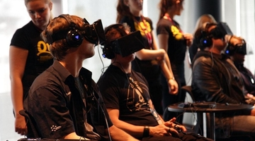 Oculus VR raises $16m in series A funding