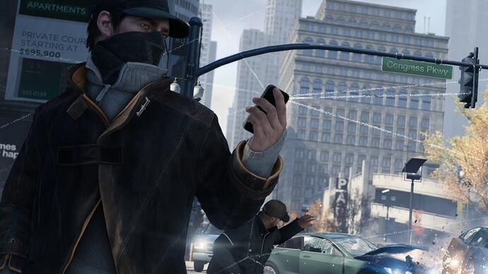 Watch Dogs gameplay footage reveals how other players will invade yourcampaign