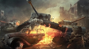 World of Tanks and the Free-to-Play Console War