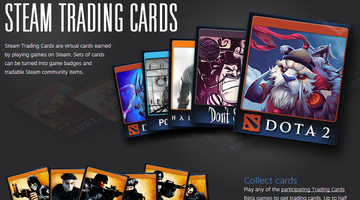 Steam Trading Cards leaves beta on June 26