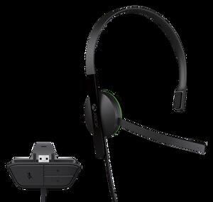 Xbox One doesn't come with a headset because it includes