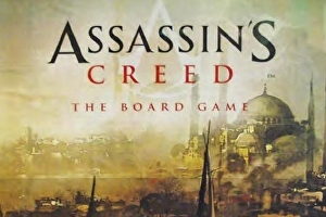 Assassin's Creed board game due out for Christmas