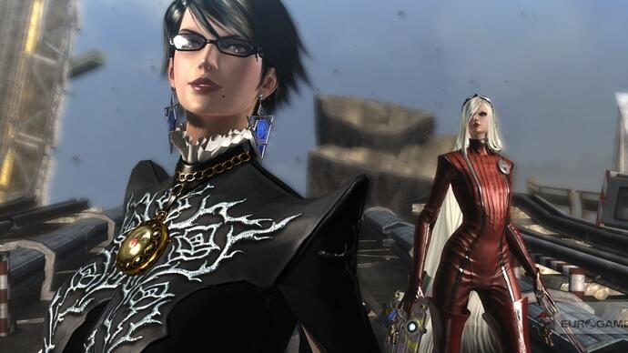 Bayonetta 2 preview: She's got the touch?