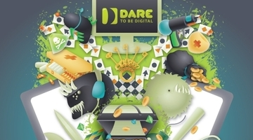 Channel 4 puts up �25,000 prize for Dare to be Digital