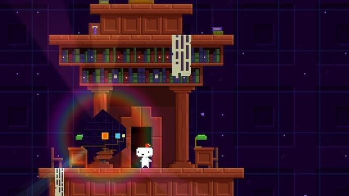 Phil Fish to patch Fez on Xbox Live Arcade
