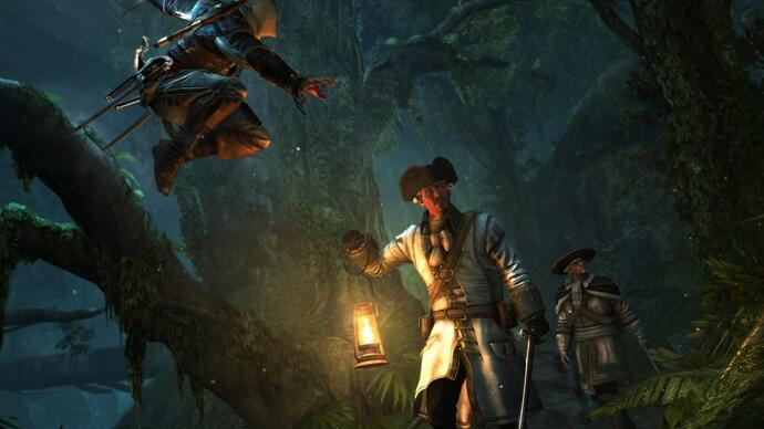Assassin's Creed 4: Black Flag reveals seven minutes ofgameplay