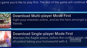 how to delete a game from your ps4 library