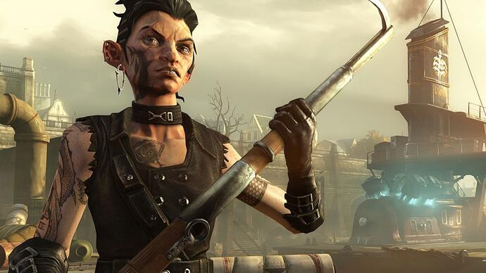 Final DLC for Dishonored: The Brigmore Witches gets release date