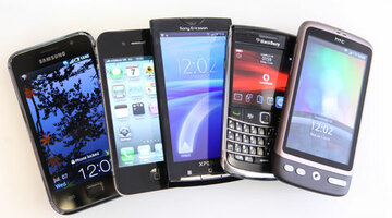 Smartphone shipments to reach 1.5 billion by 2017 - report