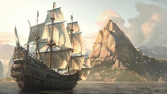 14 minutes of continuous Assassin's Creed 4: Black Flaggameplay