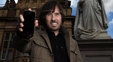 "Physical media is like ""having a dead body handcuffed"" to Xbox One"