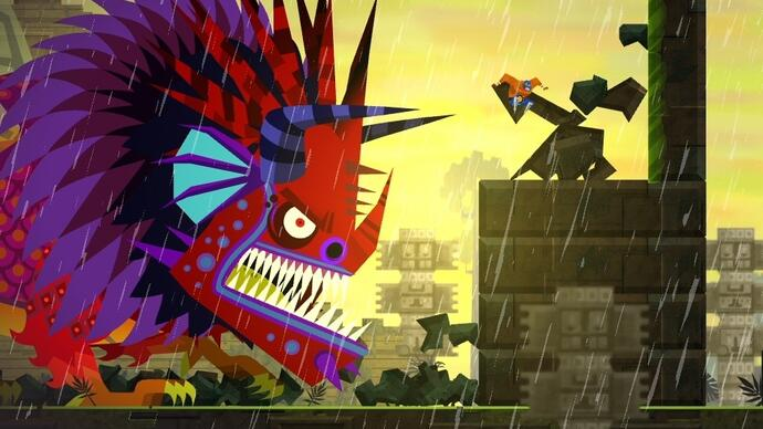 Guacamelee: Gold Edition launches next week on Steam