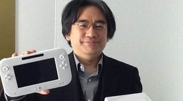 Iwata blames software, not price, for Wii U sales