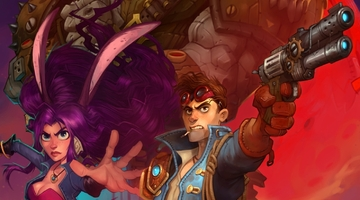 "NCsoft unveils Wildstar's ""play to pay"" business model"