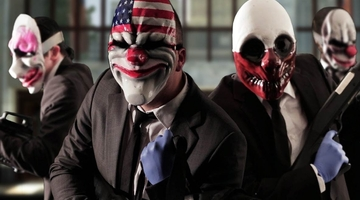 Payday 2 steals UK number one from Minecraft