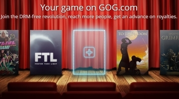 GOG.com launches indie outreach