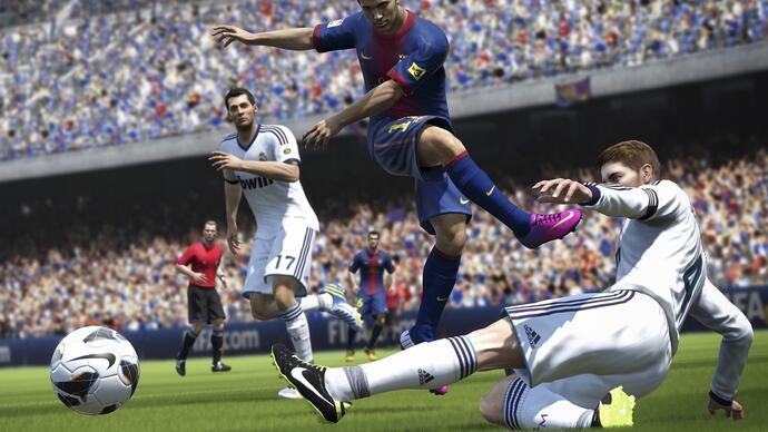 Xbox One to launch with FIFA 14 in Europe - rumour