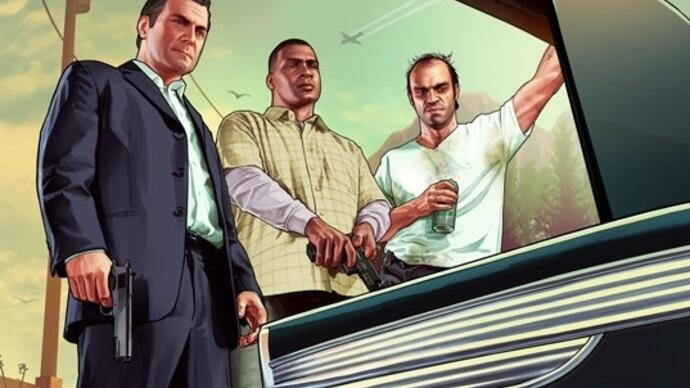 Trailer live-action de Grand Theft Auto V