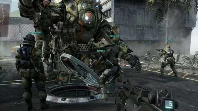 Titanfall's Attrition mode shown off in new gameplay footage