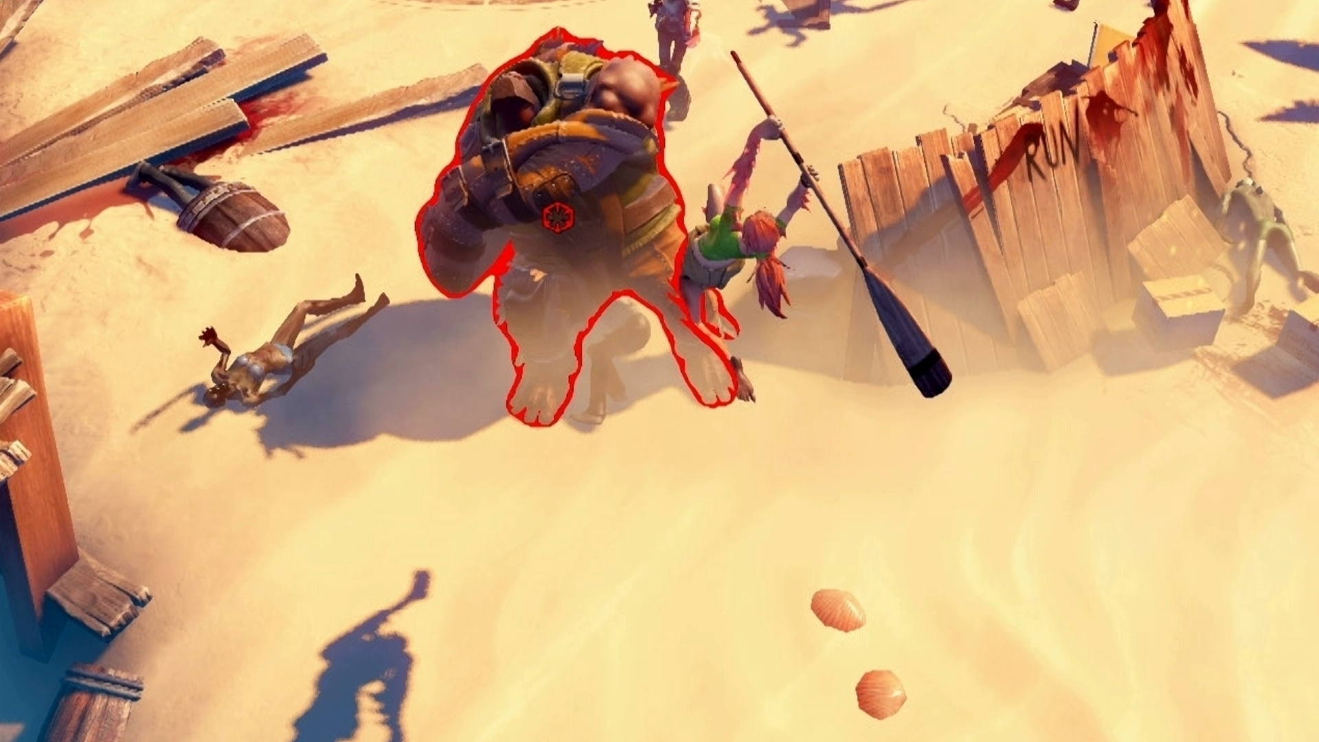 Dead Island's MOBA spin-off developed by Bloodline Champions studio
