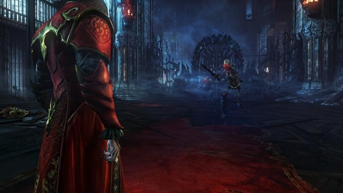 Gameplay de Castlevania: Lords of Shadow 2
