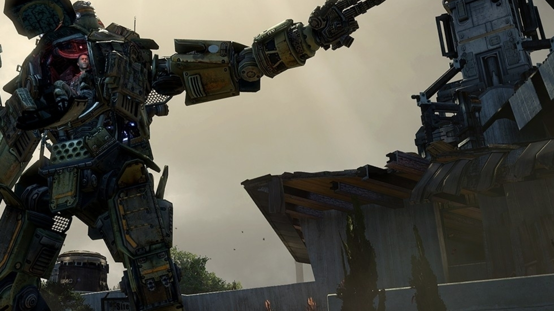 Titanfall wows Outside Xbox at Gamescom 2013
